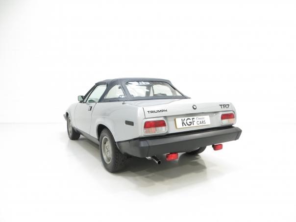 For Sale Triumph Tr7 Drophead